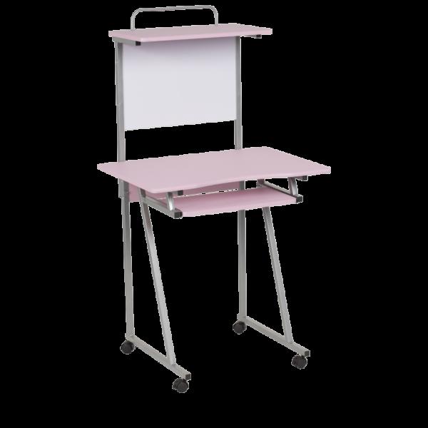 Детско бюро Carmen 30020 - светло розов