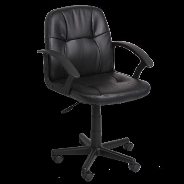 Офис стол Carmen 6044-1 - черен