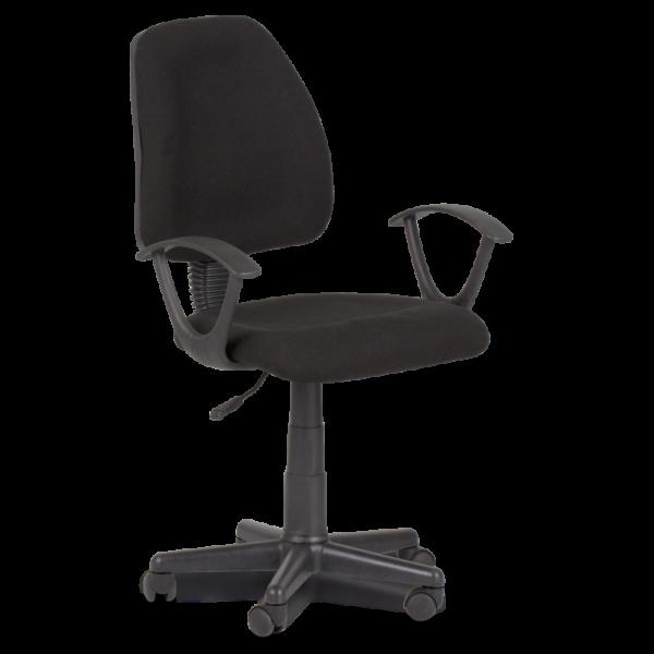 Офис стол Carmen 7067 - черен