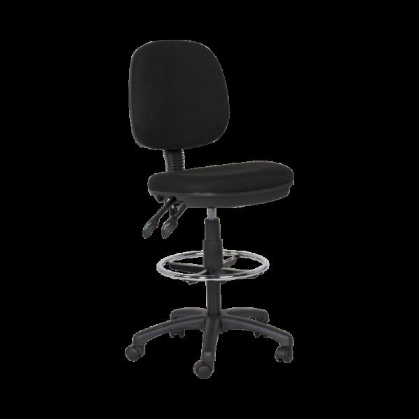Офис стол Carmen 7551 - черен