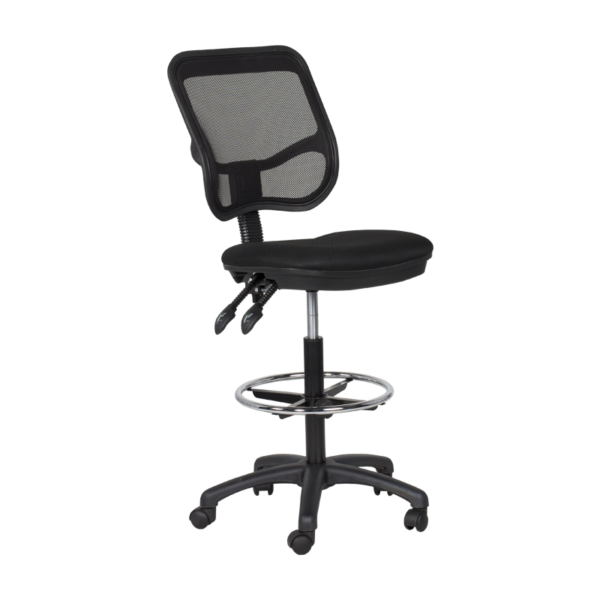 Офис стол Carmen 7552 - черен