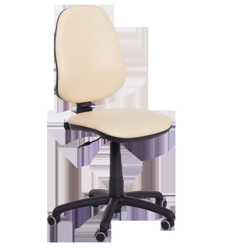 Офис стол Polo (без подлакътници) - бежов