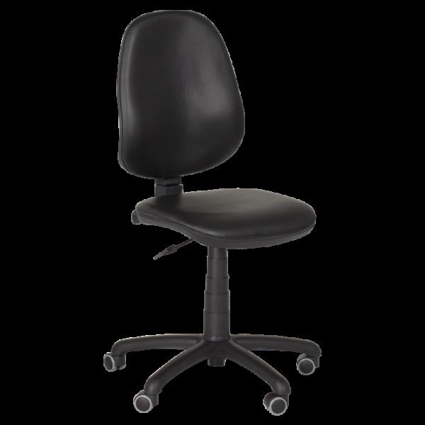 Офис стол Polo (без подлакътници) - черен
