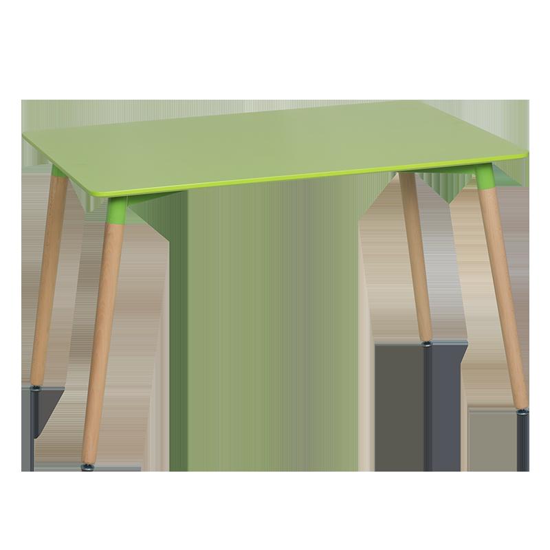 Трапезна маса Carmen Yasmin - зелен