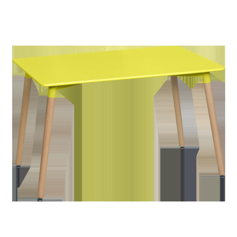 Трапезна маса Carmen Yasmin - жълт