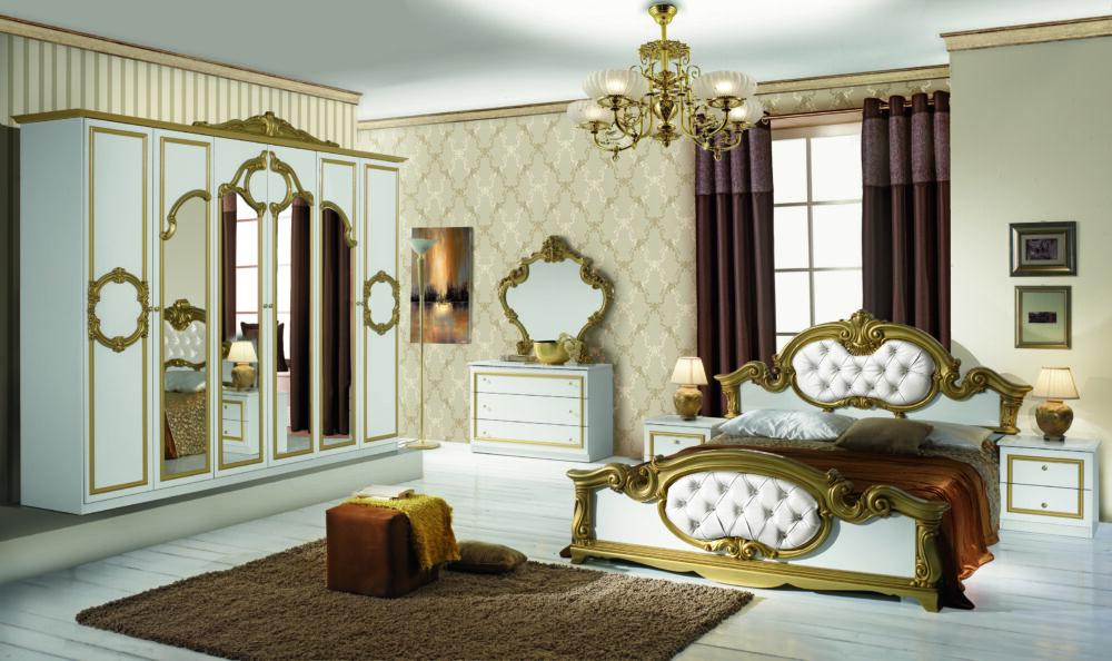 BAROCCO bianco gold