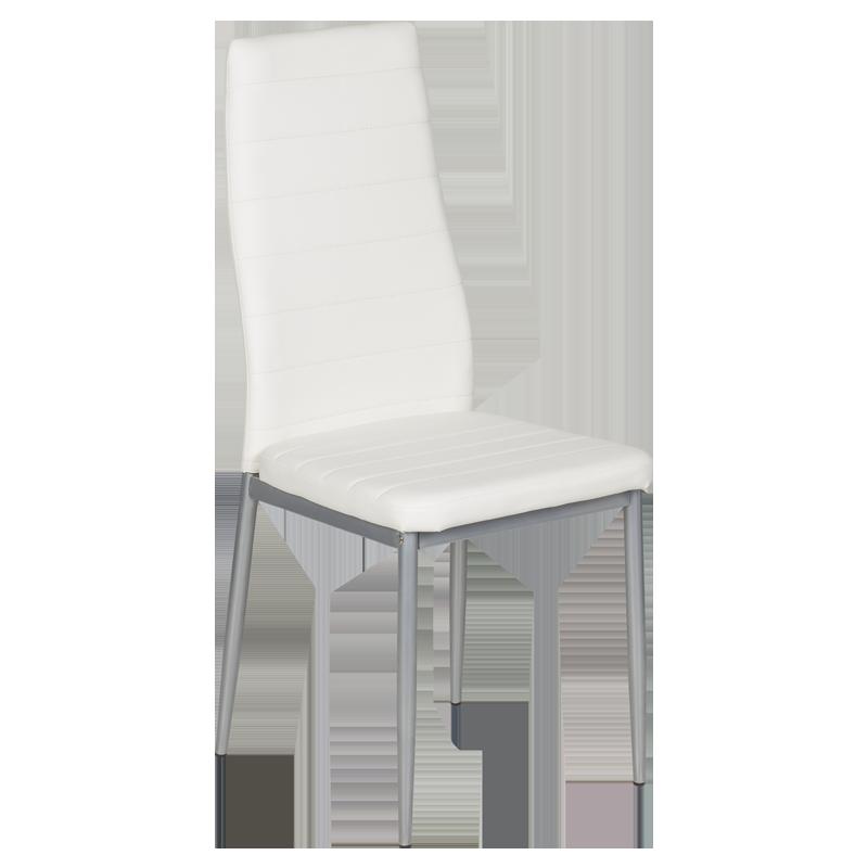 трапезен стол 310 бял