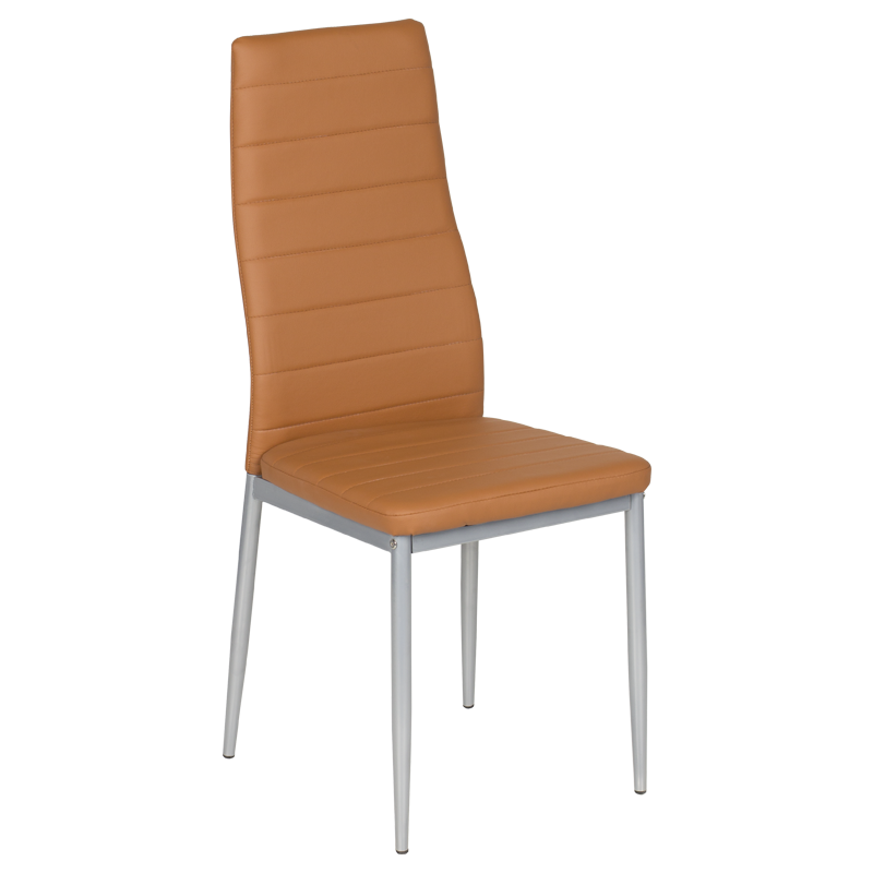 трапезен стол 310 тъмно оранжев
