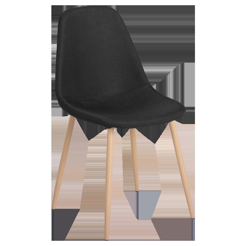 трапезен стол 511 S черен