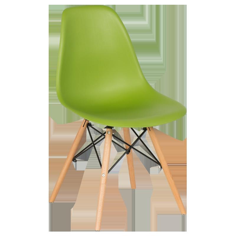 трапезен стол 9957 зелен
