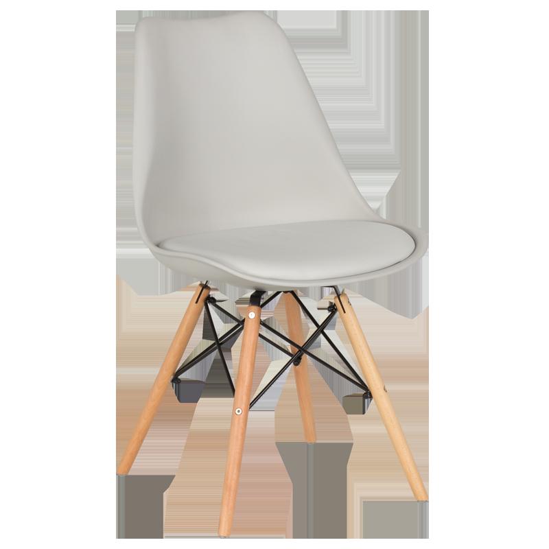 трапезен стол 9960 сив