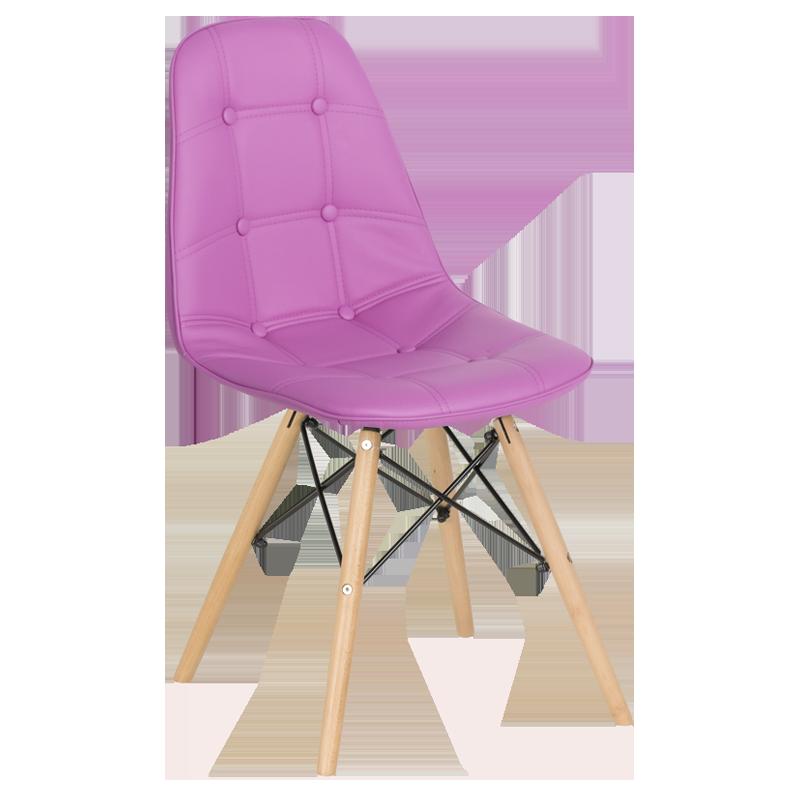 трапезен стол 9962 лилав