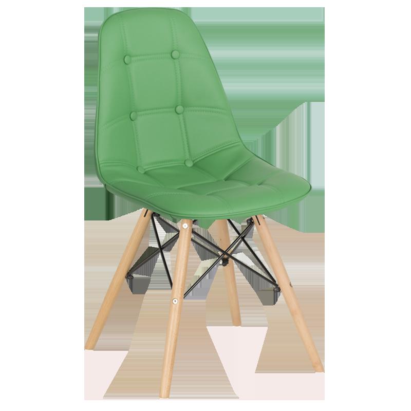 трапезен стол 9962 зелен