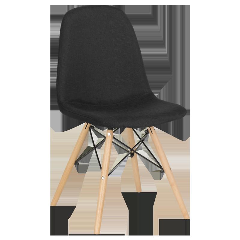 трапезен стол 9963 черен