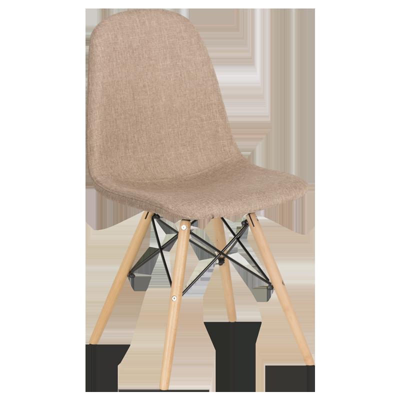 трапезен стол 9963 слама