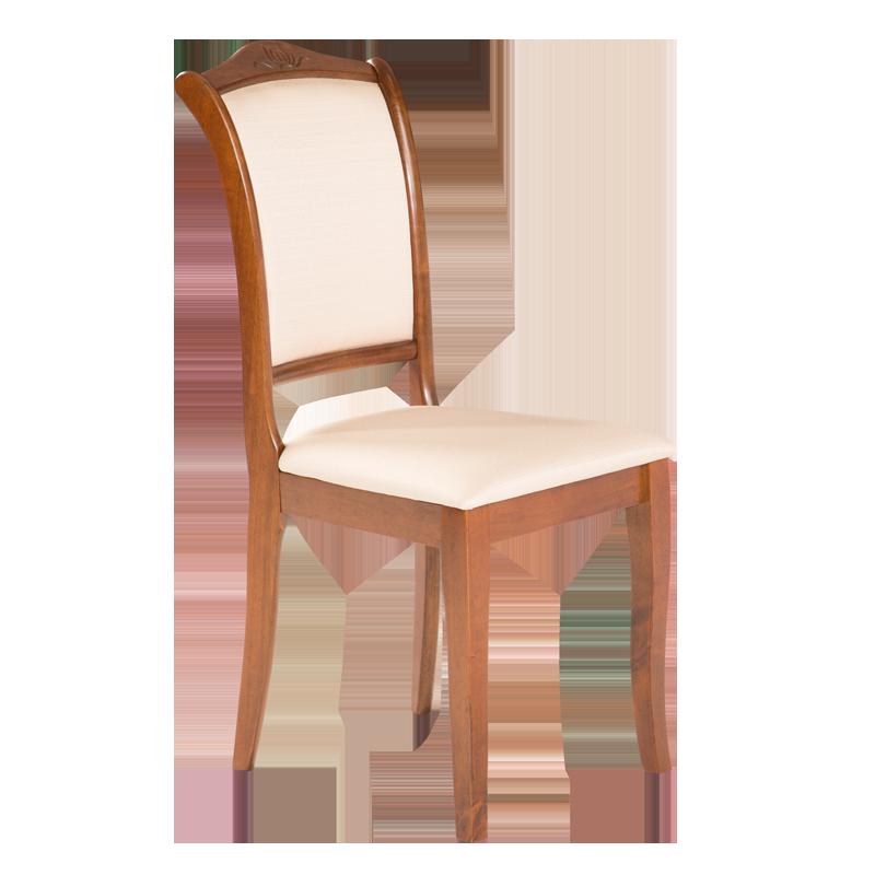 трапезен стол lola дъб екрю