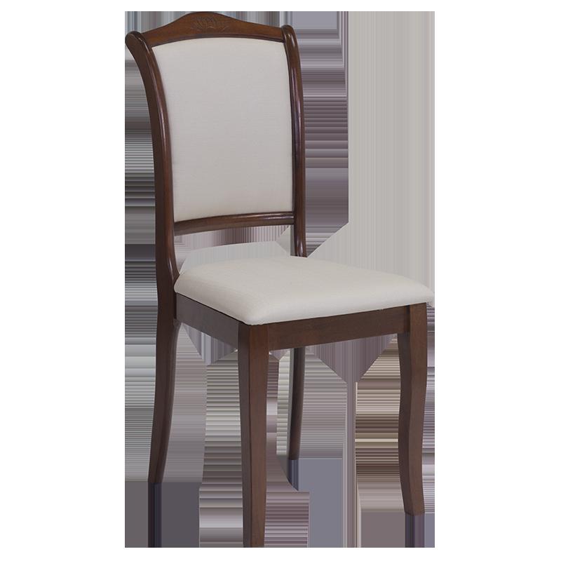 трапезен стол lola дъб ванилия