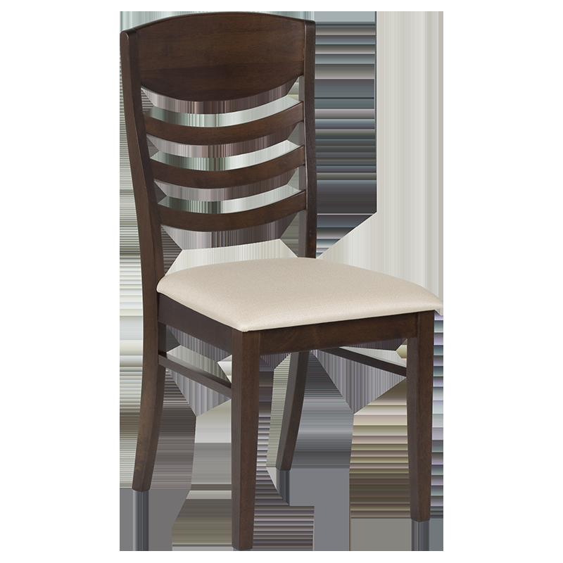 трапезен стол marisol какао екрю