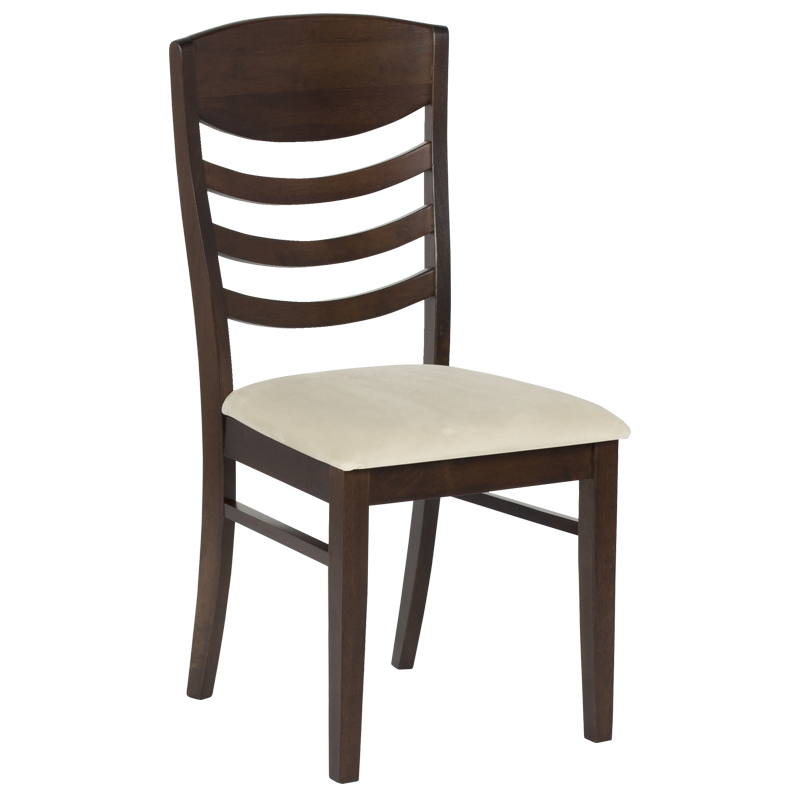 трапезен стол marisol какао крем