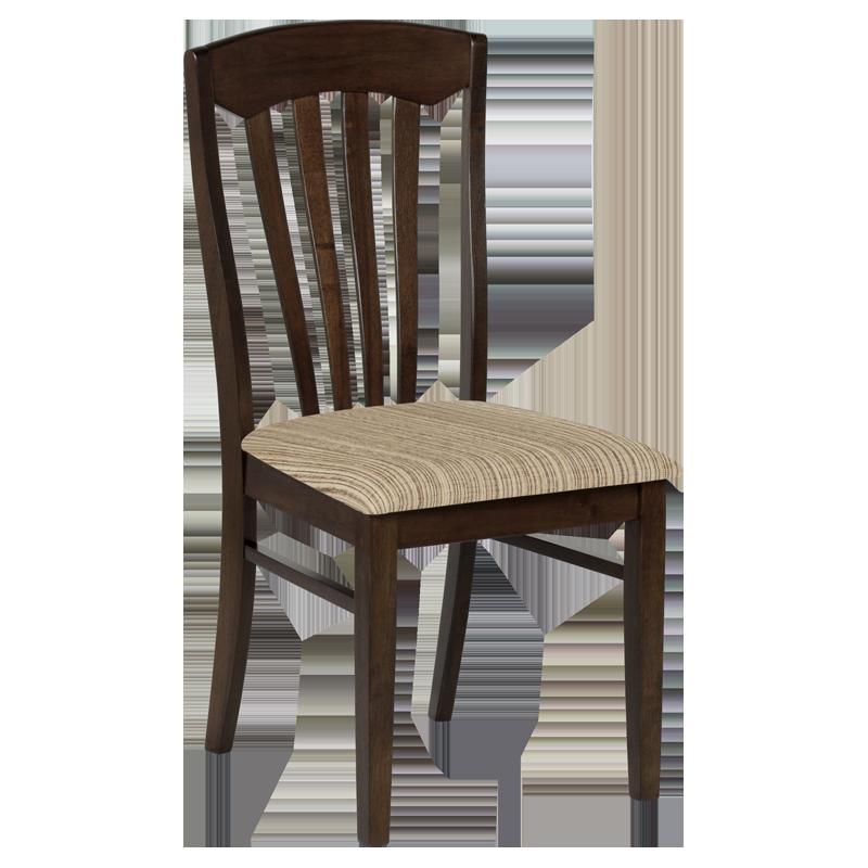 трапезен стол palma какао бежаво райе