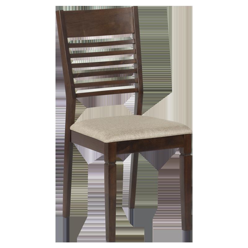 трапезен стол paola какао бежов