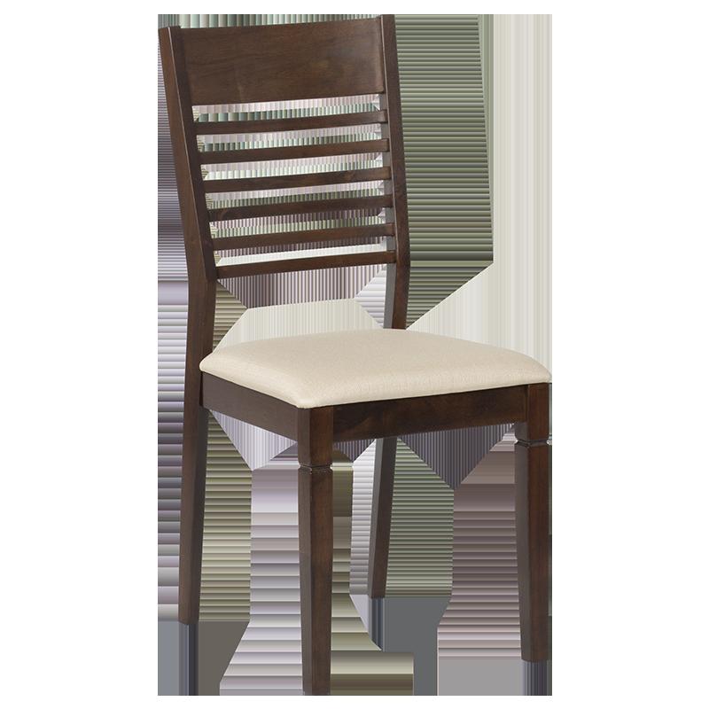 трапезен стол paola какао екрю