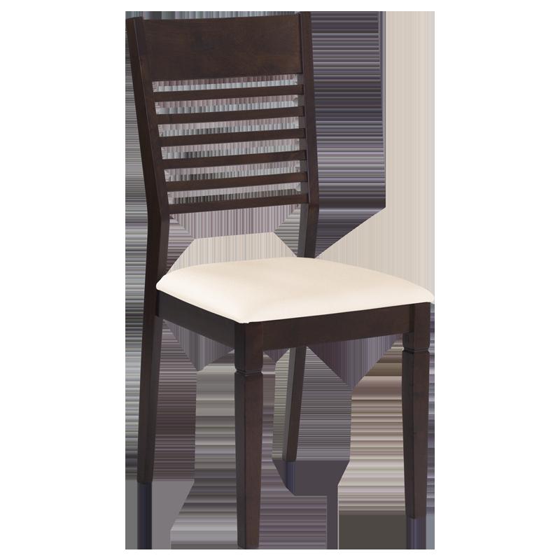 трапезен стол paola капучино екрю