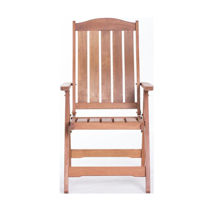 Сгъваем дървен градински стол IVAR
