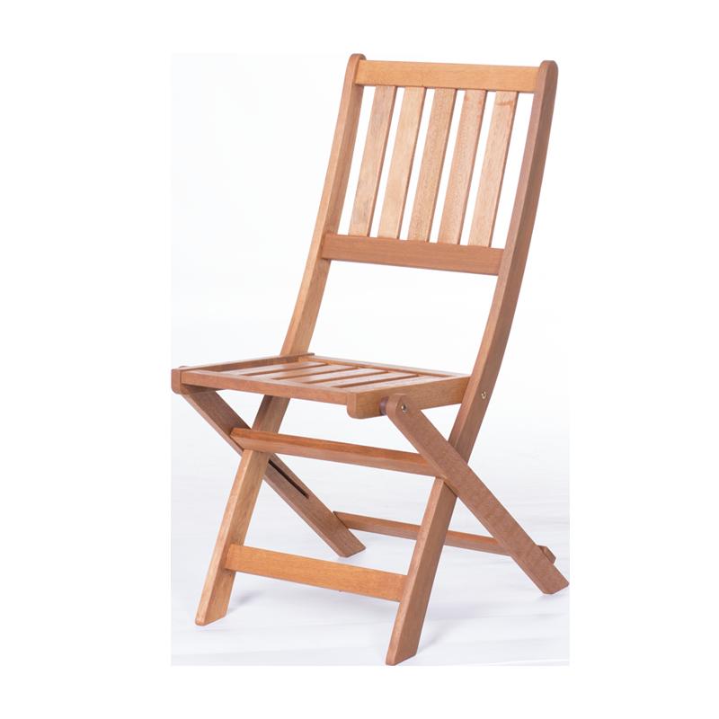 Сгъваем дървен градински стол KAI