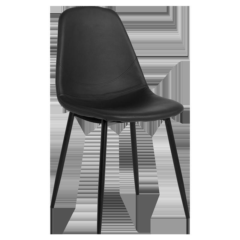 трапезен стол 327 черен