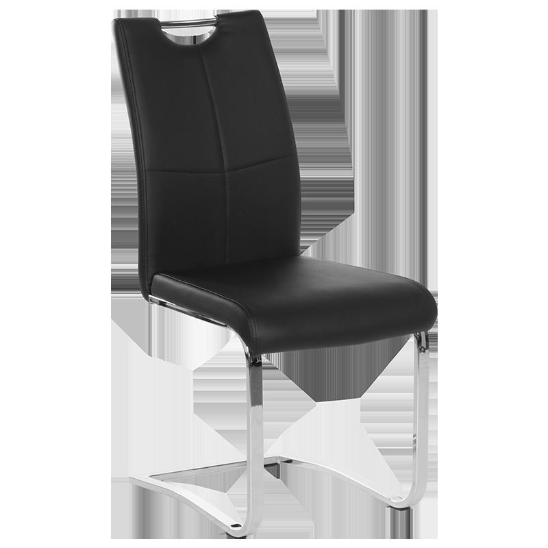 трапезен стол 370-1 черен