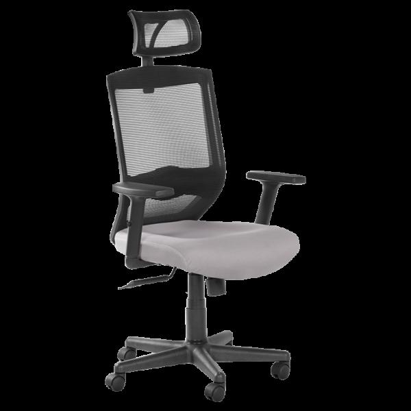 Офис стол 7518 - графит