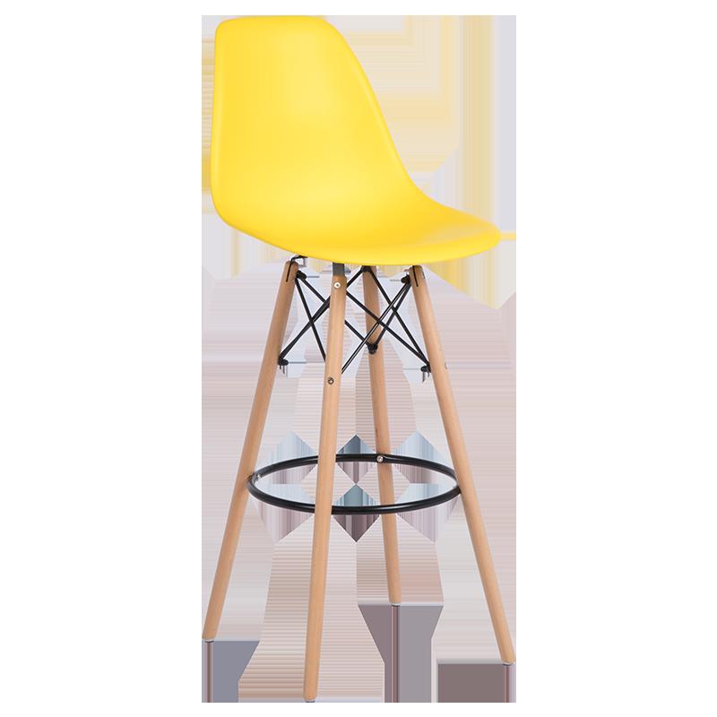бар стол 3079 жълт