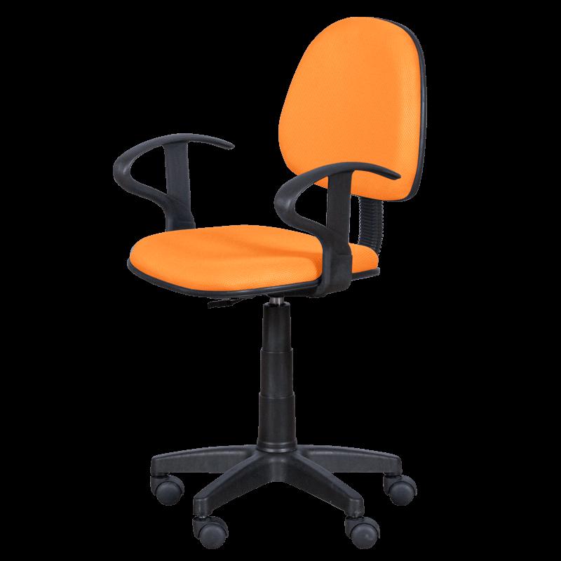 детски стол 6012 mr оранжев